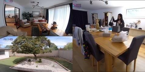 10 Potret Rumah Tantenya Nagita Slavina di Canberra, Besar Penuh Lorong Bak Labirin