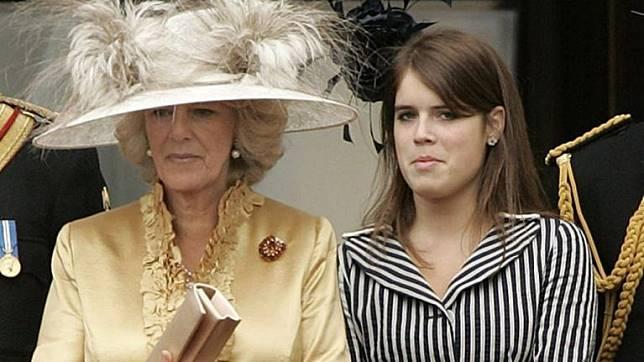 Camilla Tidak Hadir di Royal Wedding Hari Ini, Salah Satu Alasannya Karena Pesta di Rumahnya