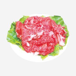 牛すき焼用切落し(解凍含)