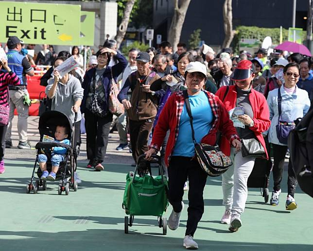 Hong Kong Brands and Products Expo kicks off at Victoria Park amid protest threats and weakened consumer sentiment