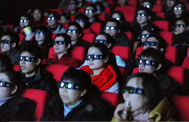 IMAX to roll out 40 new theatres across China, after boom in first-half box office income