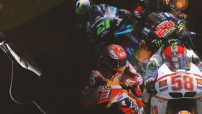 MotoGP - 4 Pembalap disebut The Next Valentino Rossi