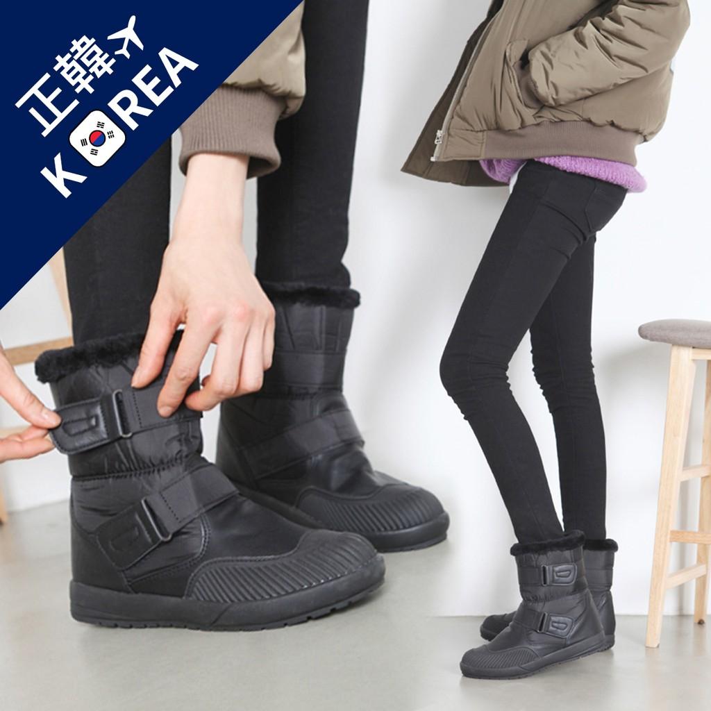 Ⓨⓔⓢ!優質女鞋下單前請先詢問庫存數量 100% Yes!優質女鞋實品拍攝 請勿盜圖-韓國Ollie運動風暖心菱格鋪棉保暖內鋪毛雪靴-✔型 號:237 // SS0018✔版 型:偏小(建議可依平常穿