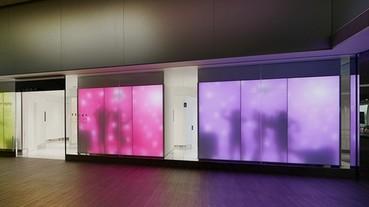 為了更好的賣馬桶,TOTO 在成田機場開設公廁畫廊