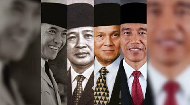Kisah 4 Presiden RI yang Lahir di Bulan Juni a1c8050d38