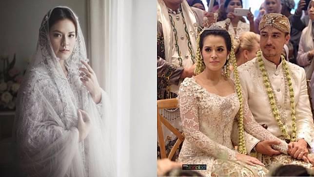 Siap Siap Tisu Video Wedding Raisa Hamish Dari Pengajian