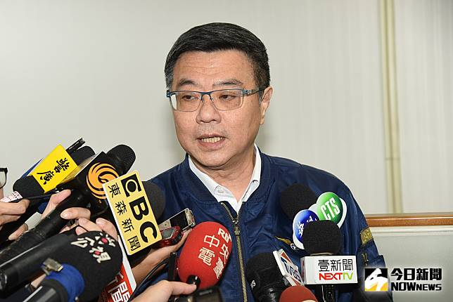 民進黨黨主席卓榮泰