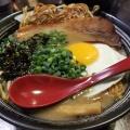 焼麺+目玉焼き - 実際訪問したユーザーが直接撮影して投稿した高田馬場ラーメン・つけ麺焼麺 劔 高田馬場本店の写真のメニュー情報
