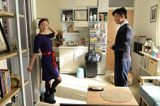 陳山聰在《金宵大廈》表現出色,口碑好和收視高。