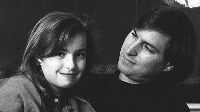 Steve Jobs dan Lisa Brennan