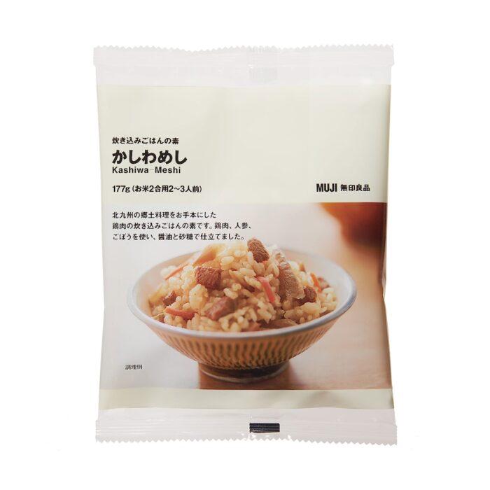 北九州風味雞肉炊飯料包裝