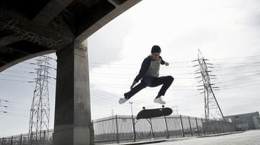 玩轉滑板:ZOOM JANOSKI LOW
