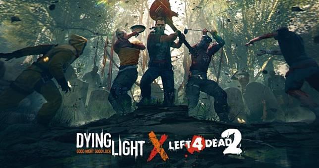 《Left 4 Dead 2》十週年有新消息,但不是出3,而是加入《垂死之光》聯動合作