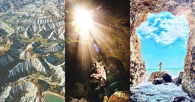 我不相信這裡是台灣!最讓外國人驚訝的5個「全台神秘自然景觀」,竟有一半以上都在高雄!