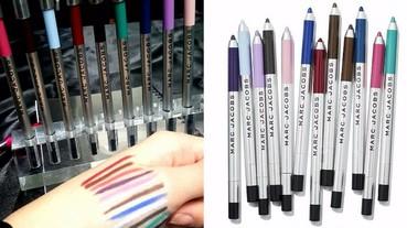 眼線都要啞光!Marc Jacobs 最新推出的 Matte 色眼線筆,不買你會後悔!