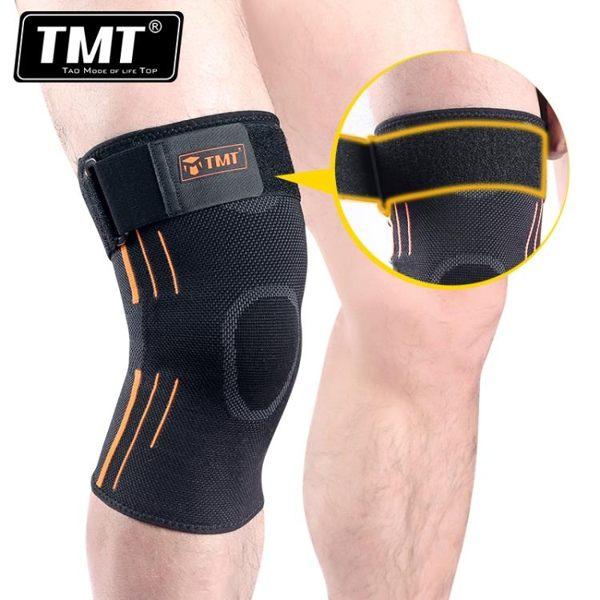 運動護具 護膝蓋男女籃球跑步薄款夏季半月板損傷專業裝備健身 - 古梵希
