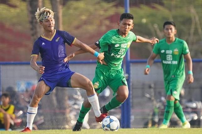 Performa Bhayangkara saat taklukkan Visakha FC puaskan Munster