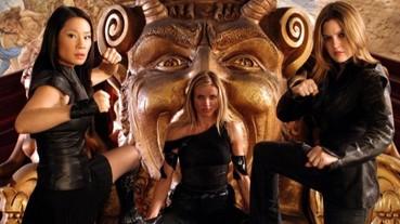 劉玉玲經典之作!索尼將重啟《霹靂嬌娃》 啟用《歌喉讚 2》女導演再造最辣特務!