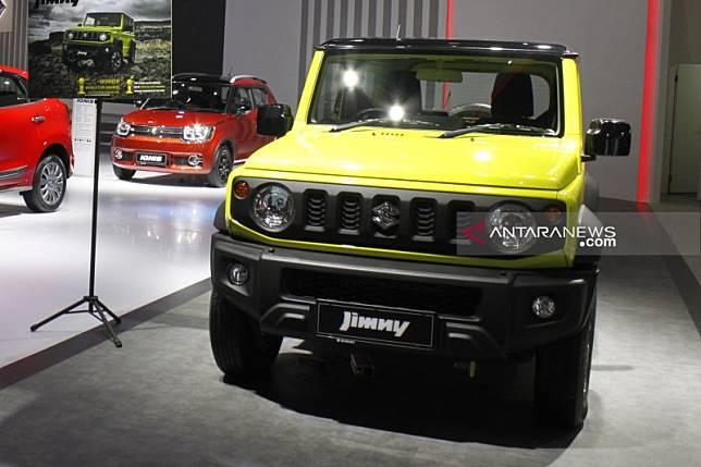 Suzuki Jimny banyak dipesan, inden dua bulan