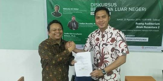 PANDI bekerja sama PPI buat megaportal PPI.ID. ©2019 Merdeka.com