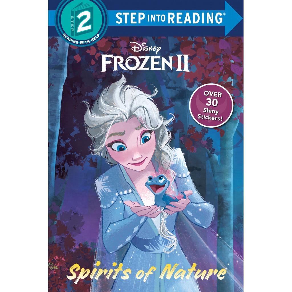 書名:Frozen 2: Spirits of Nature (Level 2)系列:Step Into Reading. Step 2定價:210元ISBN13:9780736440288出版社:D