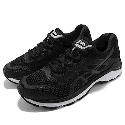 品牌: ASICS型號: T805N-9001品名: GT-2000 6配色: 黑色 白色特點: 亞瑟士 跑鞋 跑步 路跑 透氣 緩震 男 黑 白