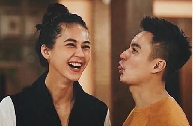 Baim Wong dan Paula Verhoeven (Instagram @baimwong)