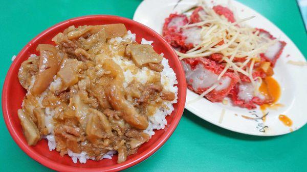 【汐止美食】大汐止排骨酥麵-在地人也讚不絕口的超強魯肉飯