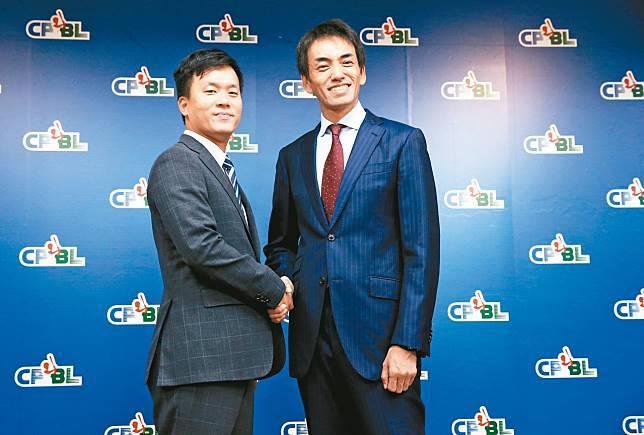 原先自稱「求職失敗」的領隊劉玠廷,將續任樂天領隊當掌舵人。