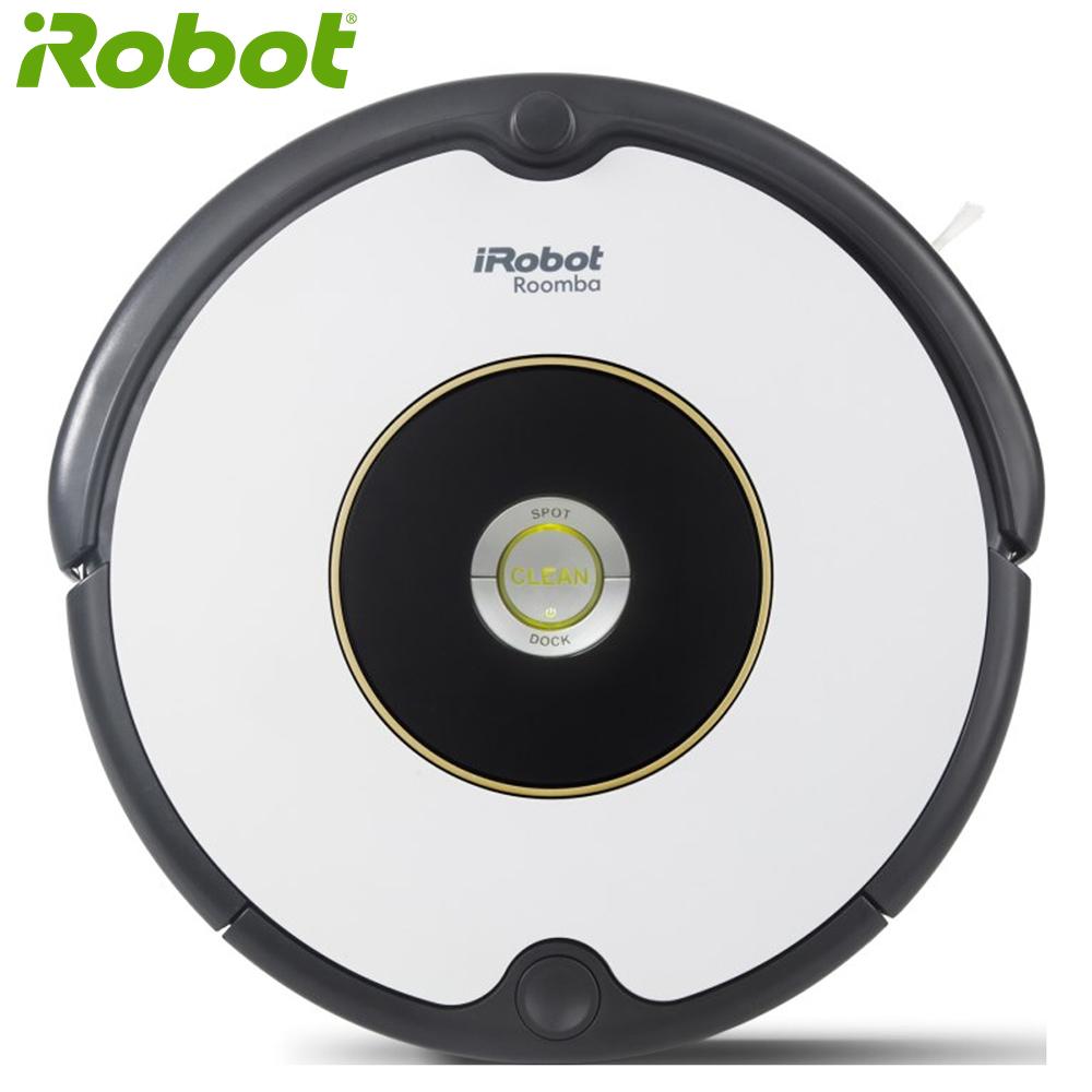 美國iRobot Roomba 605 掃地機器人 保固15個月 買再送Roomba原廠耗材組市價5500元