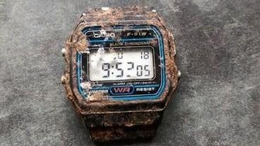 全世界最強的錶原來是它... 20年後依舊可以使用!