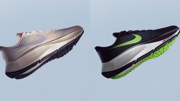 官方新聞 / Nike Air Zoom Pegasus 37 經典傳承,如你添翼