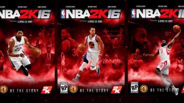 新聞分享 / 導入全新科技 NBA 2K16 發起球鞋大革命