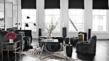 設計師 Alexander Wang 的公寓出售 絕對會是黑白控的最愛!