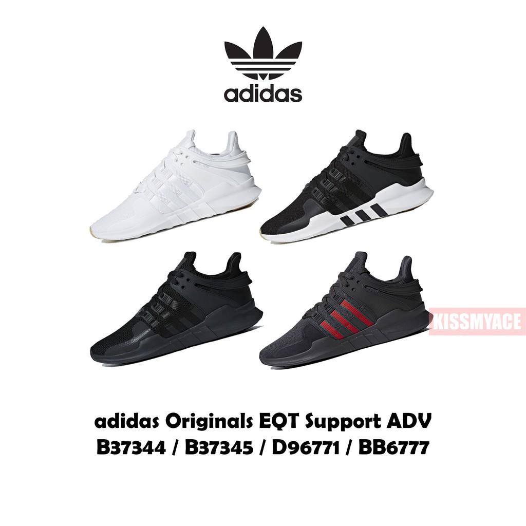 adidas Originals EQT Support ADV 3M 反光 透氣 焦糖底 全白 黑白 全黑 黑底紅線