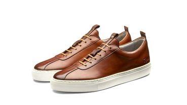 Grenson正式進軍街頭!推出自家首個球鞋系列「Sneaker 1」