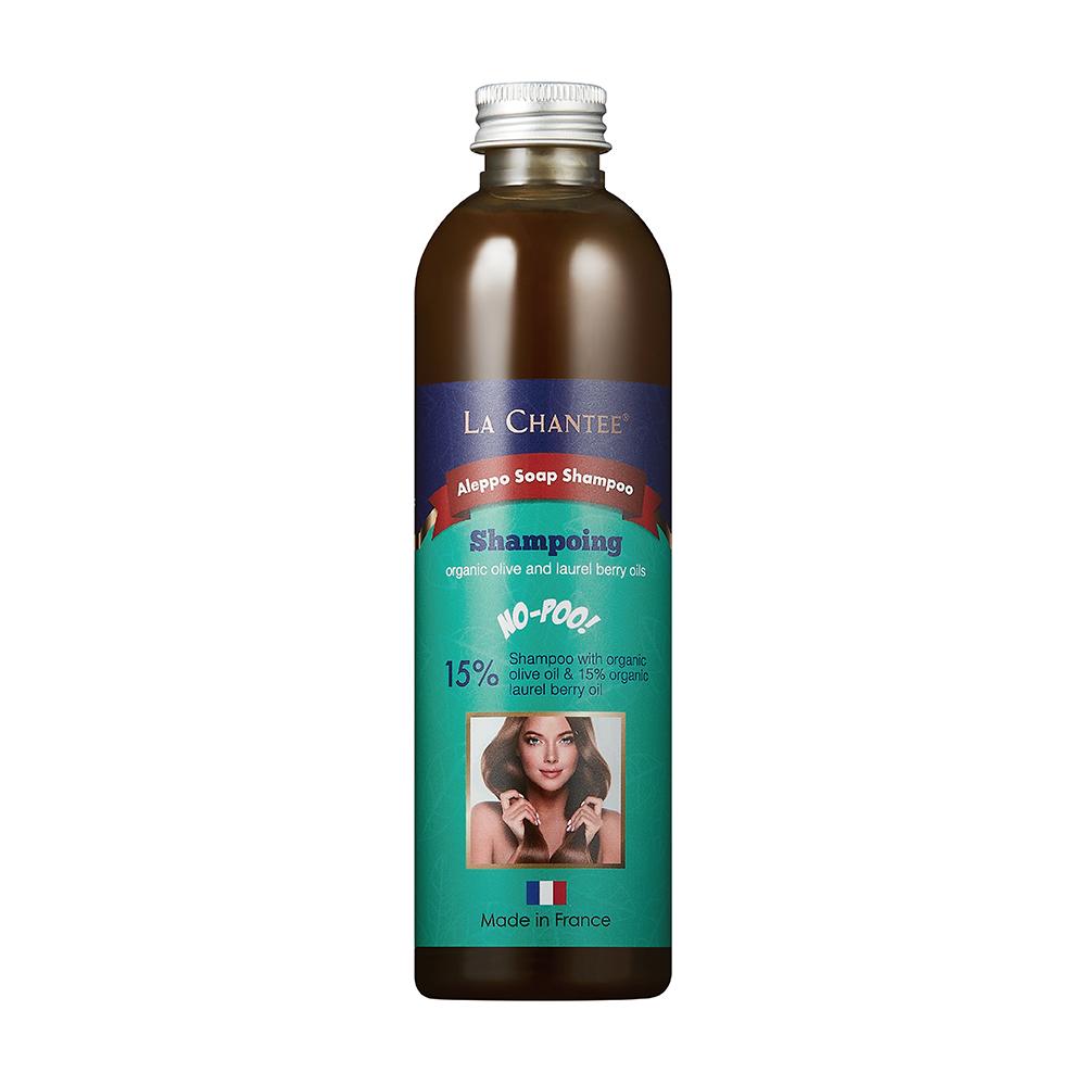 正宗傳統阿勒坡古法精製天然洗髮露-15%月桂油