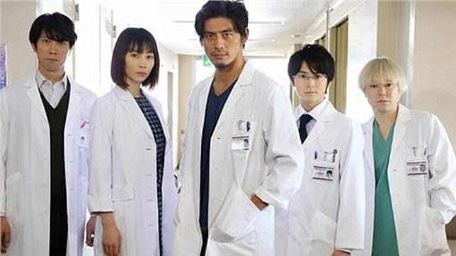 《醫龍》:朝田龍太郎(互聯網)