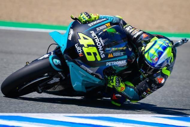 Finis Ke-17 di Jerez, Valentino Rossi: Itu Balapan Sulit!