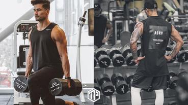 新手健身必看,把健身訓練分為3個階段鍛煉。