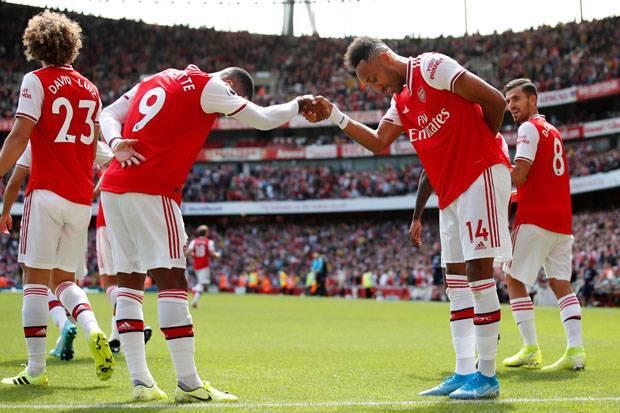 Petik Kemenangan Kedua, Arsenal Ulangi Sejarah 2009/2010