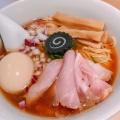 のどぐろ特性醤油らぁ麺 - 実際訪問したユーザーが直接撮影して投稿した新宿ラーメン・つけ麺らぁ麺 はやし田 新宿本店の写真のメニュー情報