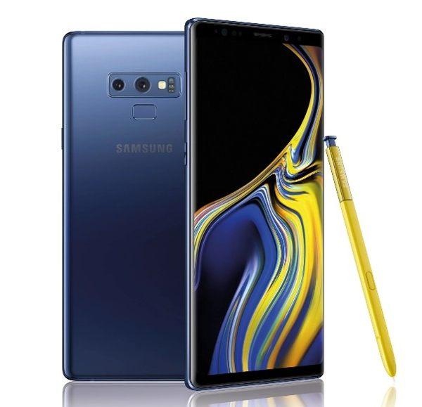 三星 Note9 / Samsung Note 9 N960 4G LTE 6.4吋 雙卡雙待 / 現金價【藍】