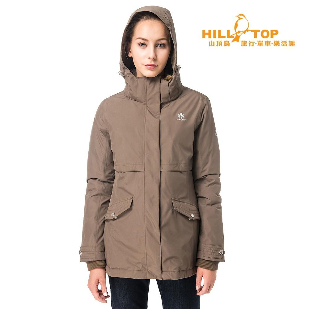 ◆WS抗風、保暖蓄熱羽絨◆超撥水、防小雨/雪、透氣◆左內胸拉鍊式口袋◆腰後中本布金屬釦調節設計