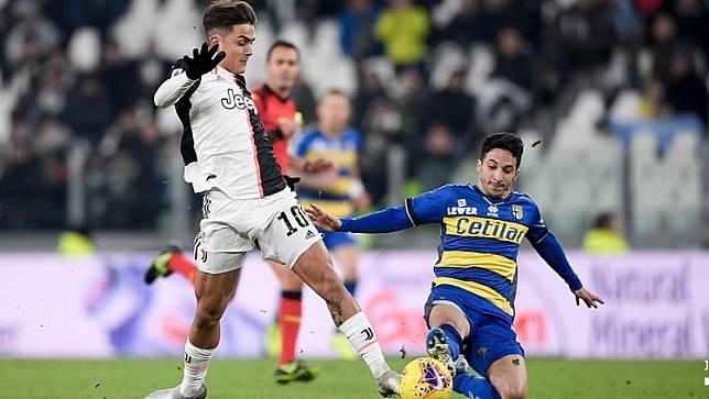 Liga Italia Juventus vs Parma: Ronaldo Sang Mesias