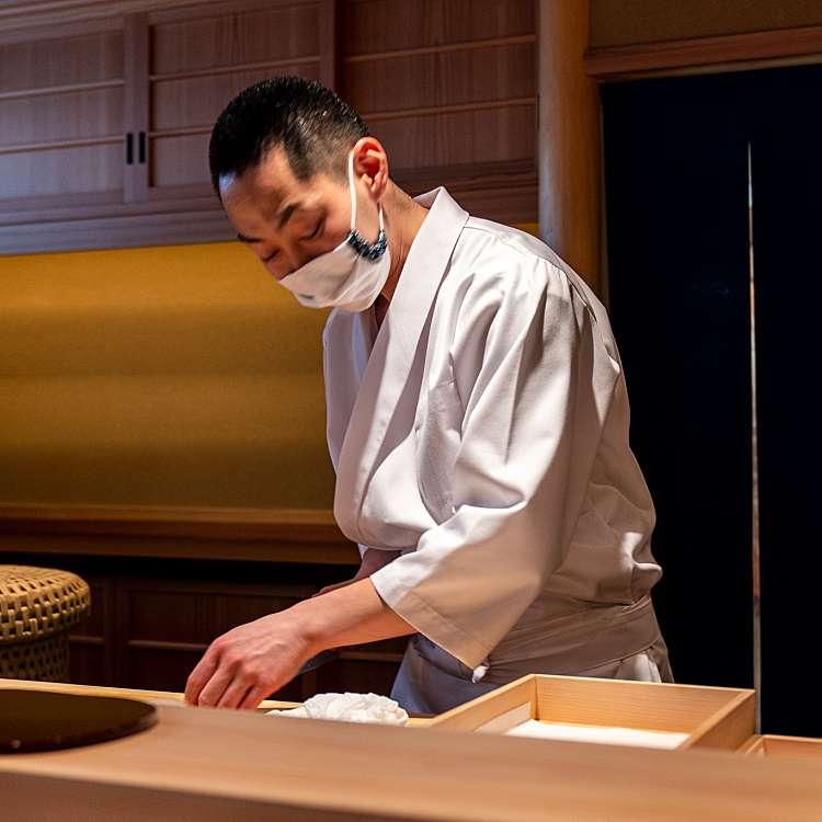 実際訪問したユーザーが直接撮影して投稿した北青山寿司鮨 あおの写真
