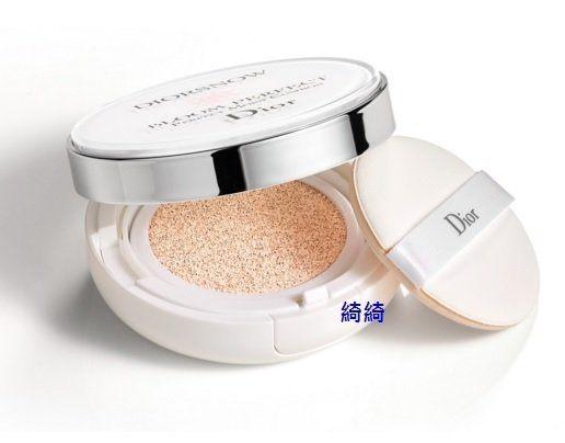 Dior迪奧雪晶靈光感氣墊粉餅~色號#005