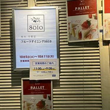 スイーツ ボックス 西武新宿ペペ店のundefinedに実際訪問訪問したユーザーunknownさんが新しく投稿した新着口コミの写真