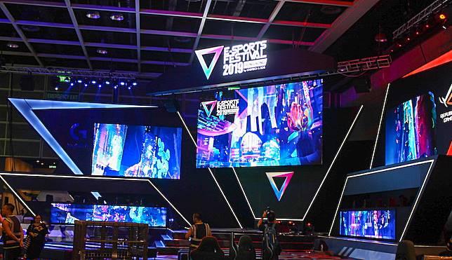 主舞台將舉辦多場大型電競賽事,機迷記得留意。