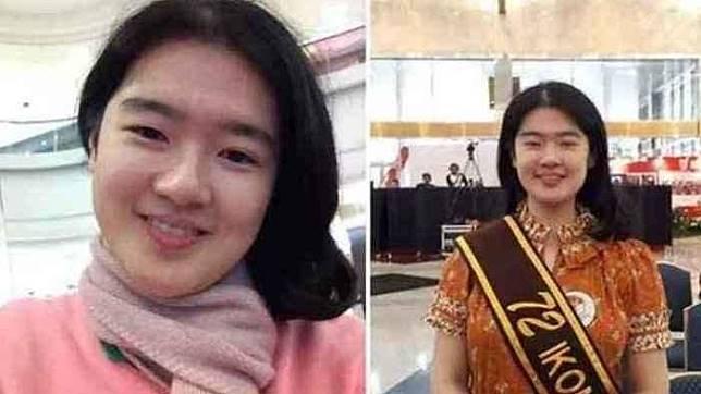 Hasil gambar untuk Audrey Yu, Gadis Ajaib Surabaya Disebut Bakal Jadi Menteri Termuda Jokowi